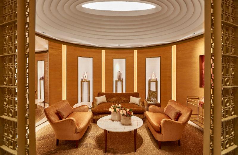 Peter Marino Discover Bulgari's New Sydney Store Designed by Peter Marino feat 10