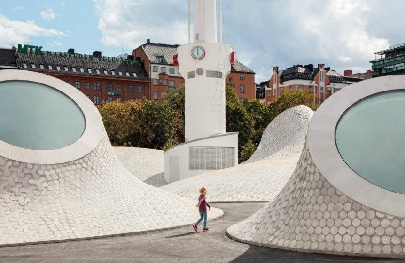 Amos Rex Discover Helsinki's New Design Museum, Amos Rex feat 4