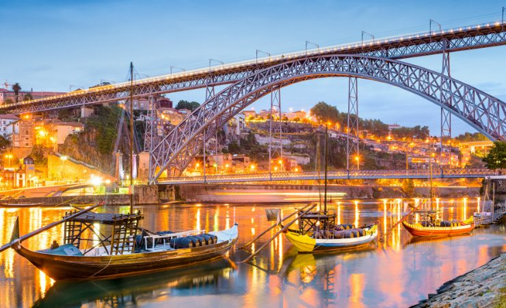 porto city guide Welcome to Porto: Discover The Porto City Guide for Design Lovers porto ponte luis innapartments destaque 1 740x450