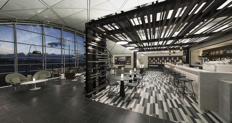10 Impressive and Luxurious Airport Lounges Around The World