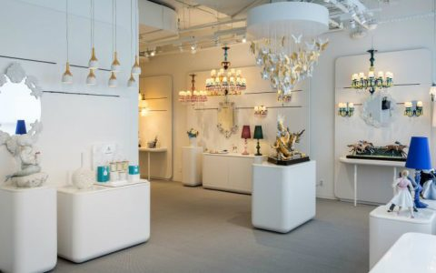 Lladró To Open A New High-Porcelain Showroom in New York High-Porcelain Showroom Lladró To Open A New High-Porcelain Showroom in New York Lladr   To Open New Incredible Porcelain Showroom In New York 1 480x300