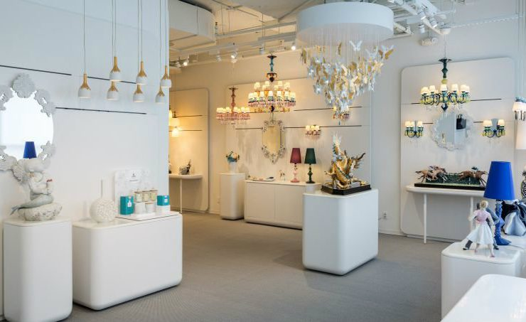 Lladró To Open A New High-Porcelain Showroom in New York High-Porcelain Showroom Lladró To Open A New High-Porcelain Showroom in New York Lladr   To Open New Incredible Porcelain Showroom In New York 1 740x453