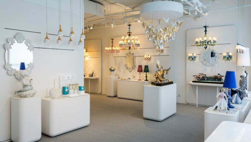 Lladró To Open A New High-Porcelain Showroom in New York