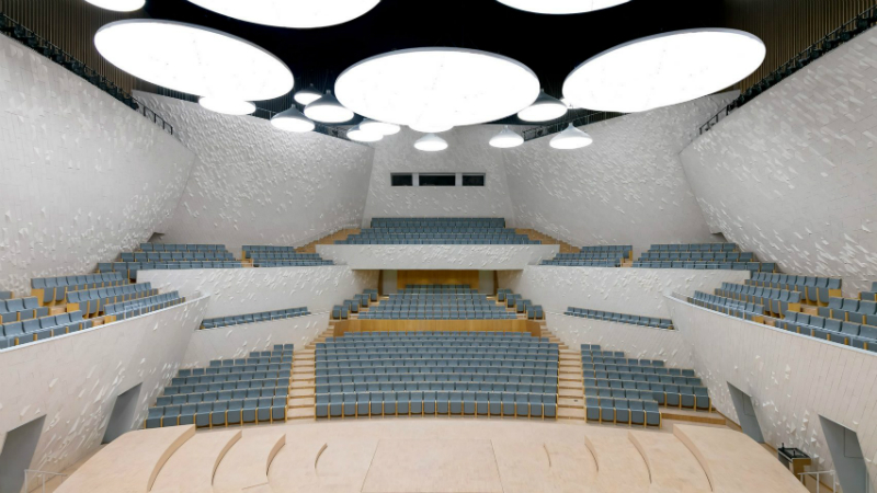 New Contemporary Culture and Art Centre in China By PES Architects PES Architects New Contemporary Culture and Art Centre in China By PES Architects PES Architects Reveal Contemporary Culture and Art Centre in China 8