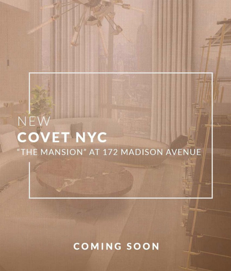 Tessler Developments Announces New High-End Apartments With Covet NYC
