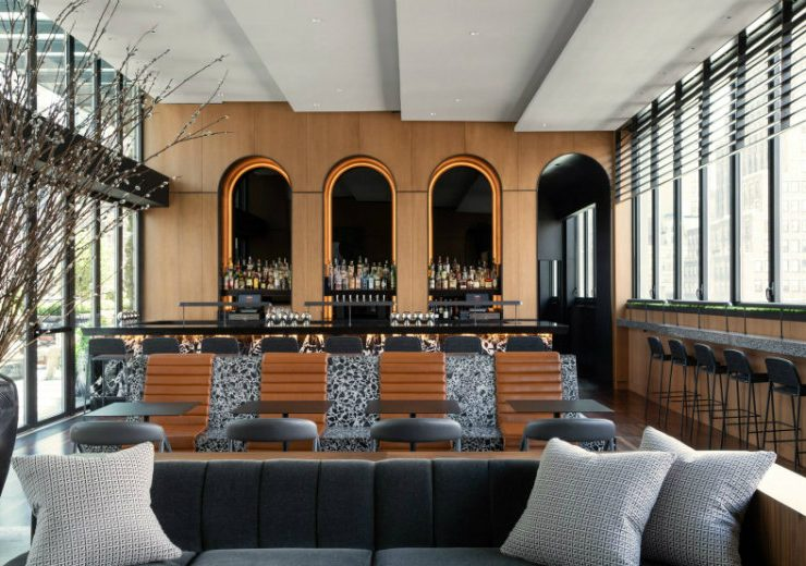 rooftop bar BHDM Presents an Amazing Rooftop Bar Overlooking Midtown Manhattan feat 11 740x520