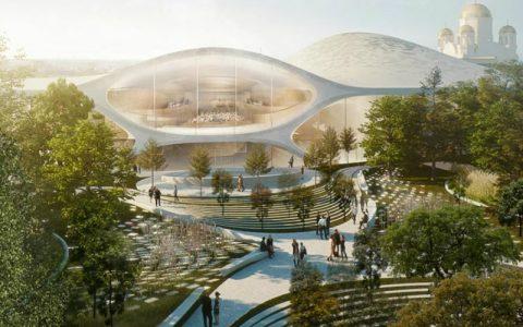 Zaha Hadid Zaha Hadid Architects To Build Russia's New Philharmonic Concert Hall feat 2 480x300