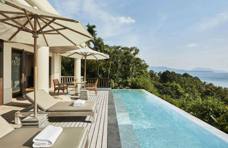 Luxury Destination Discover Trisara, The Ultimate Luxury Destination in Thailand feat