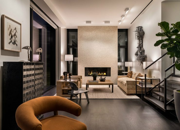 Peter Marino Discover The New Art-Filled Unit In Peter Marino's NYC Luxury Project Peter Marino Creates An Art Filled Unit At His NYC Luxury Project 1 740x533