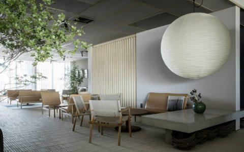 scandinavian design Inua, A Restaurant That Blends Japanese and Scandinavian Design Trends Tokyos New Restaurant Blends Japanese and Scandinavian Design Trends 1 480x300