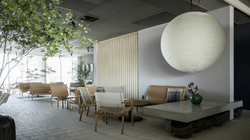 scandinavian design Inua, A Restaurant That Blends Japanese and Scandinavian Design Trends Tokyos New Restaurant Blends Japanese and Scandinavian Design Trends 1
