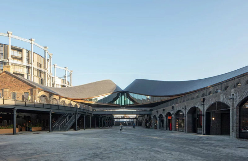 Heatherwick Studio Coal Drops Yard By Heatherwick Studio Has Opened To The Public feat 1