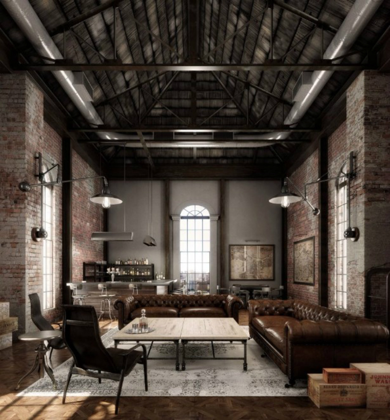 Be Inspired By The Interior Design Of These New York Industrial Lofts Industrial Lofts Be Inspired By The Interior Design Of These New York Industrial Lofts Be Inspired By The Interior Design Of These New York Industrial Lofts 3