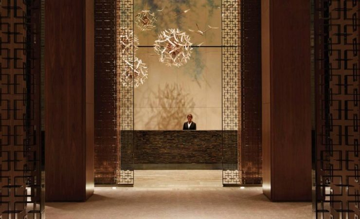Discover The Top 10 Best Luxury Hotel Lobby Designs