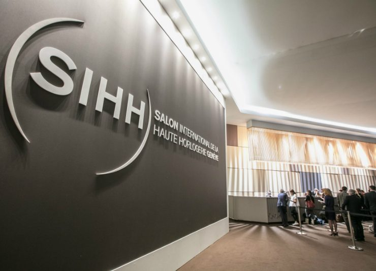 Enter The Luxury Watch Industry At SIHH Genève 2019