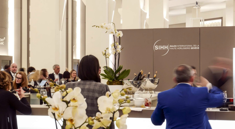 Enter The Luxury Watch Industry At SIHH Genève 2019 sihh genève 2019 Enter The Luxury Watch Industry At SIHH Genève 2019 Enter The Luxury Watch Industry At SIHH Gen  ve 2019 2