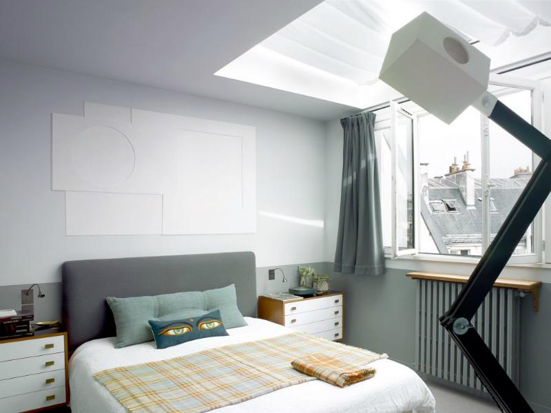 Step Inside The Mid-Century Modern Interior Design Of A Paris Loft