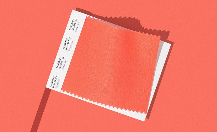 Pantone Just Revealed Living Coral As The Colour of The Year 2019