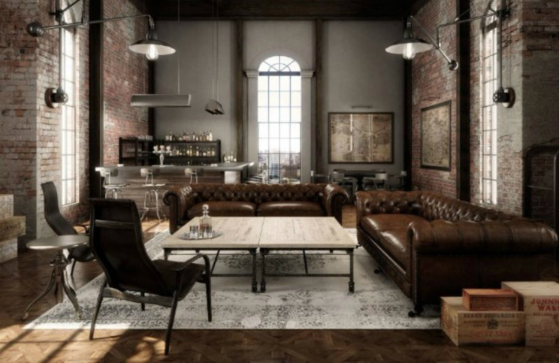 Industrial Lofts Be Inspired By The Interior Design Of These New York Industrial Lofts feat 1