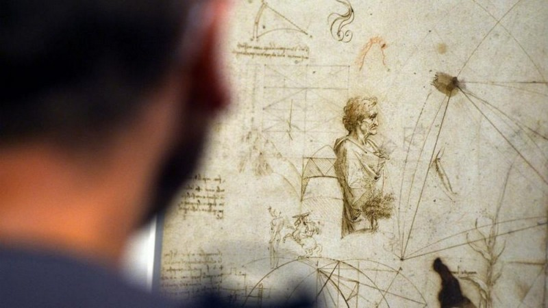 Leonardo da Vinci Will Be Celebrated at Salone del Mobile 2019 leonardo da vinci Leonardo da Vinci Will Be Celebrated at Salone del Mobile 2019 Salone del Mobile 2019 Presents 2 Incredible Events You Cant Miss 5