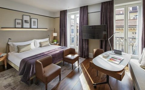 Best Luxury Hotels To Stay In During Milan Design Week 2019