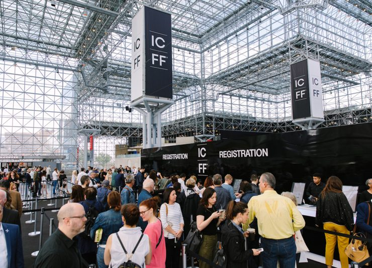 ICFF New York Everything You Can't Miss icff new york ICFF New York: Everything You Can't Miss ICFF New York Everything You Cant Miss 1 740x534