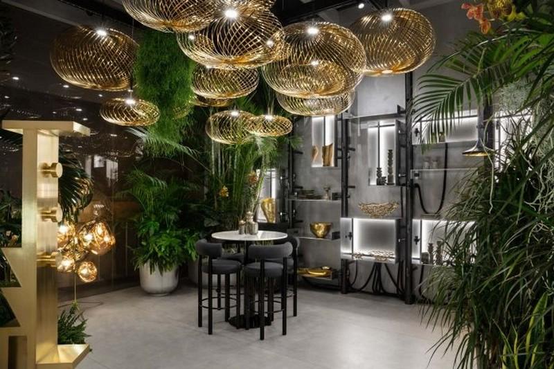 Tom Dixon Opened The Manzoni Restaurant At Milan Design Week 2019 tom dixon Tom Dixon Opens The Manzoni During Milan Design Week 2019 Tom Dixon Opened The Manzoni Restaurant At Milan Design Week 2019 1