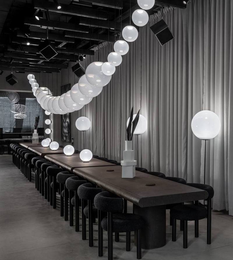 Tom Dixon Opened The Manzoni Restaurant At Milan Design Week 2019 tom dixon Tom Dixon Opens The Manzoni During Milan Design Week 2019 Tom Dixon Opened The Manzoni Restaurant At Milan Design Week 2019 4