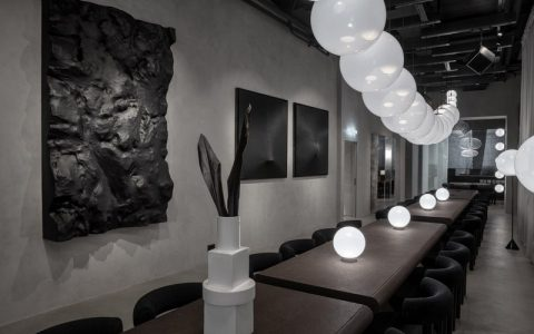 Tom Dixon Opened The Manzoni Restaurant At Milan Design Week 2019 tom dixon Tom Dixon Opens The Manzoni During Milan Design Week 2019 Tom Dixon Opened The Manzoni Restaurant At Milan Design Week 2019 5 480x300