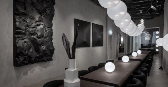 Tom Dixon Opened The Manzoni Restaurant At Milan Design Week 2019 tom dixon Tom Dixon Opens The Manzoni During Milan Design Week 2019 Tom Dixon Opened The Manzoni Restaurant At Milan Design Week 2019 5 540x280  Home Page Tom Dixon Opened The Manzoni Restaurant At Milan Design Week 2019 5 540x280