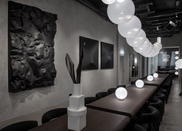 Tom Dixon Opened The Manzoni Restaurant At Milan Design Week 2019 tom dixon Tom Dixon Opens The Manzoni During Milan Design Week 2019 Tom Dixon Opened The Manzoni Restaurant At Milan Design Week 2019 5 740x533