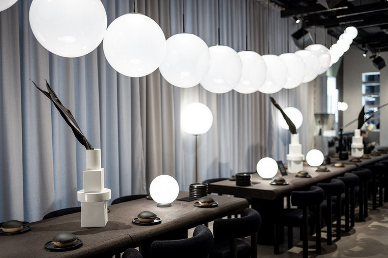 Tom Dixon Opened The Manzoni Restaurant At Milan Design Week 2019 tom dixon Tom Dixon Opens The Manzoni During Milan Design Week 2019 Tom Dixon Opened The Manzoni Restaurant At Milan Design Week 2019 6