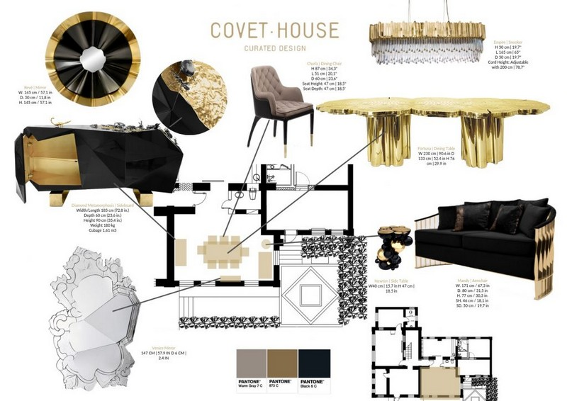 Home Decor Ideas Be Inspired by Black and Gold home decor ideas Home Decor Ideas: Be Inspired by Black and Gold Home Decor Ideas Be Inspired by Black and Gold 1