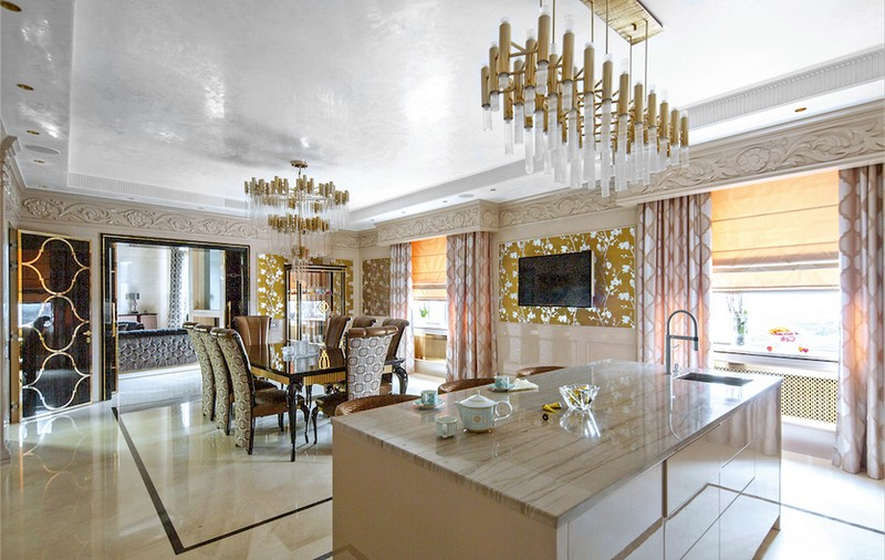 Be Inspired by A Jaw-Dropping Luxury Penthouse In Moscow luxury penthouse Be Inspired by A Jaw-Dropping Luxury Penthouse In Moscow Be Inspired by A Jaw Dropping Luxury Penthouse In Moscow 3
