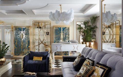 Top 5 Interior Designers in Russia