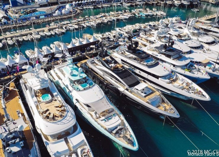 Monaco Yacht Show 2019 What You Can't Miss monaco yacht show Monaco Yacht Show 2019: What You Can't Miss Monaco Yacht Show 2019 What You Cant Miss 2 740x533
