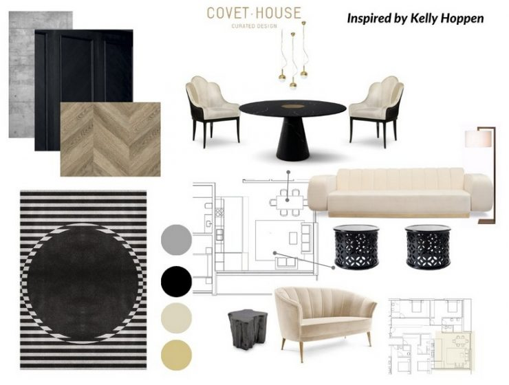 Interior Design Trends 5 Moodboards Inspired by Top Designers interior design trends Interior Design Trends: 5 Moodboards Inspired by Top Designers Interior Design Trends 5 Moodboards Inspired by Top Designers 3 740x560