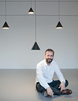 michael anastassiades Michael Anastassiades Is The Designer of the Year of Maison et Objet 2020 Michael Anastassiades Is The Designer of the Year of Maison et Objet 2020 1 270x350