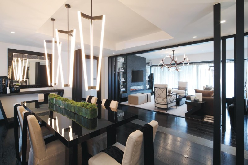 top 100 interior designers Top 100 Interior Designers, The Free Ebook You Must Download Incredible Dining Rooms Designed by Kelly Hoppen 2
