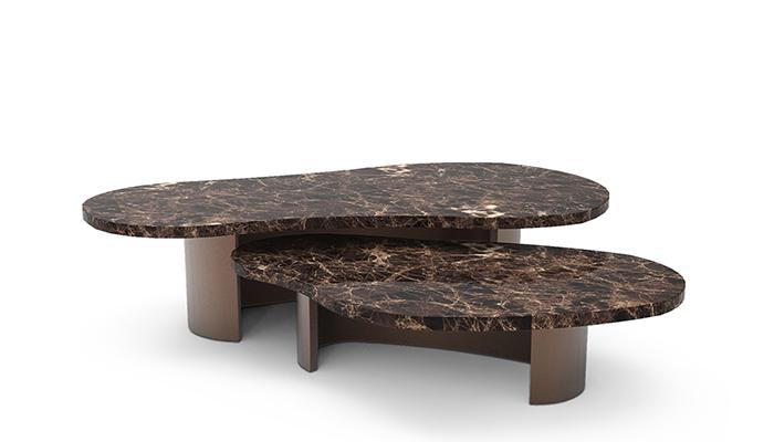 minimalist interior design Essentials for a Luxury Minimalist Interior Design // Bali-inspired decor robusta center table 1 1